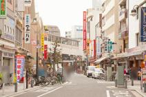 鶴見銀座商店街