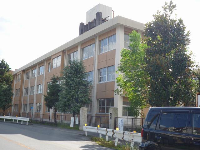 四日市市立大池中学校の画像