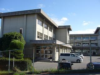 羽津中学校の画像