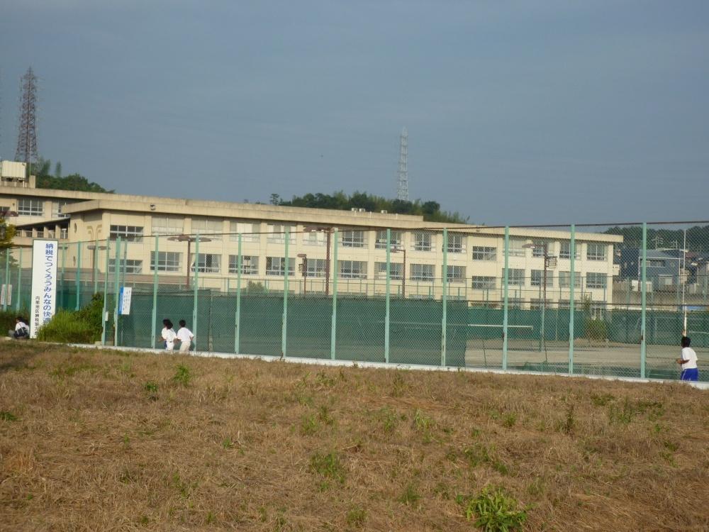 四日市市立内部中学校の画像