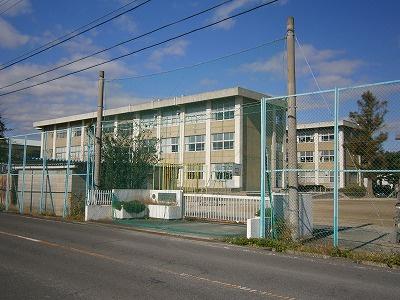 保々中学校の画像
