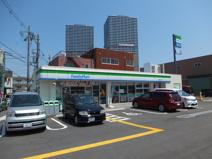 ファミリーマート 八尾跡部北の町店