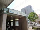 地下鉄上飯田線・名鉄小牧線「上飯田」駅
