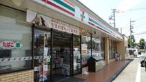 セブンイレブン石川西店