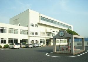 川口市立元郷中学校の画像