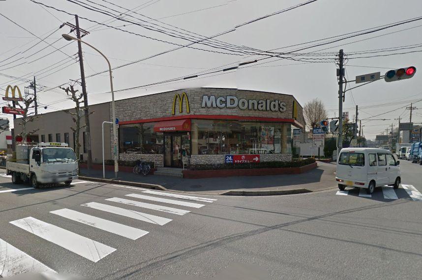 マクドナルド 川口領家店の画像