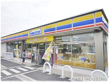 ミニストップ武蔵村山学園店の画像1