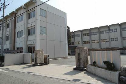 菰野町立 八風中学校の画像1