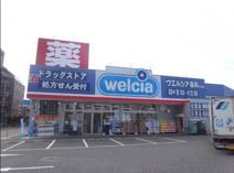 ウエルシア 中浦和店