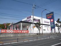TSUTAYA 奈良押熊店