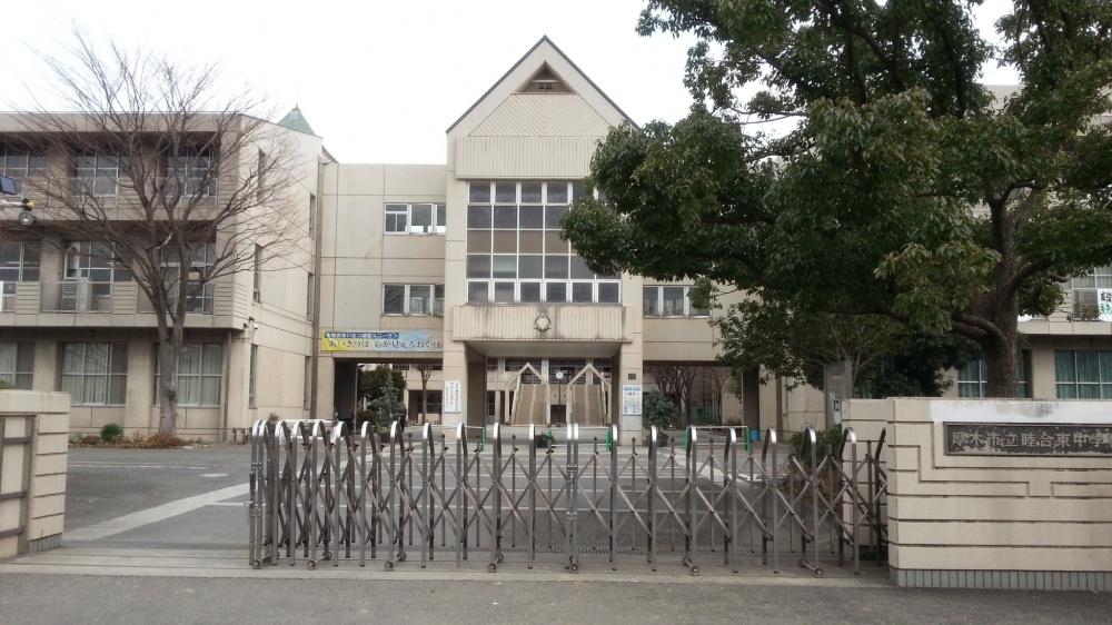 【厚木市】睦合東中学校の画像