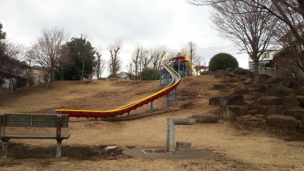 【厚木市】仲道公園(なかみちこうえん)の画像