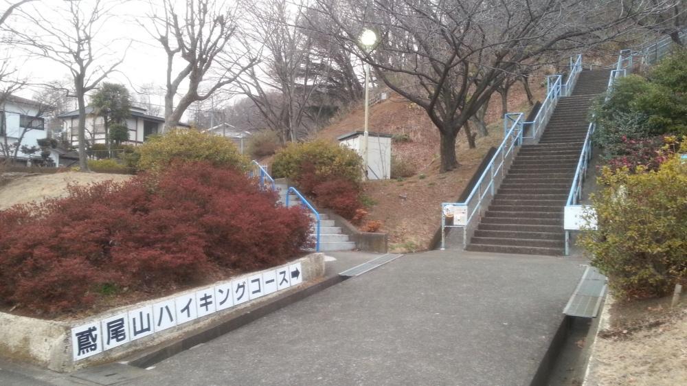 【厚木市】鳶尾山ハイキングコースの画像