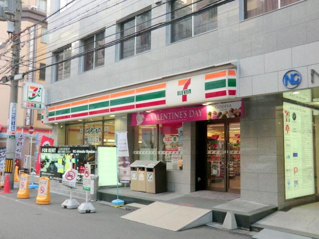 セブンイレブン大阪西中島3丁目店の画像