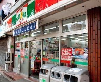 サンクス品川中延四丁目店の画像1