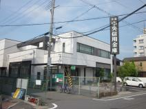 京都中央信用金庫 富野荘支店