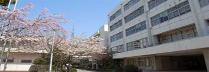 東京都立両国高等学校 附属中学校の画像1