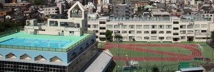 立花吾嬬の森小学校の画像1