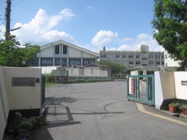 奈良市立 登美ヶ丘中学校の画像1