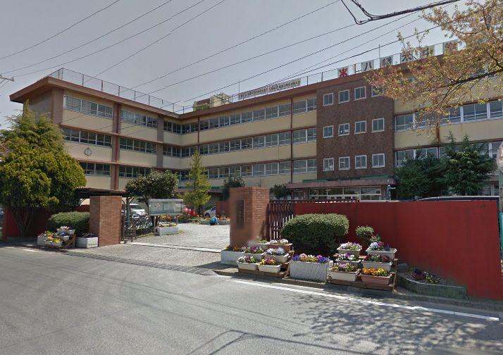 川口市立八幡木中学校の画像