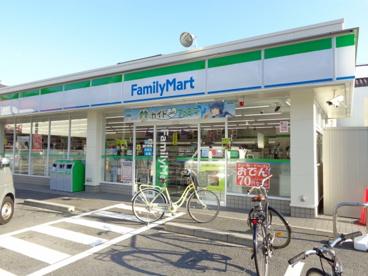 ファミリーマート京都深草フチ町店の画像1