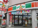 サンクス 横浜石川町店