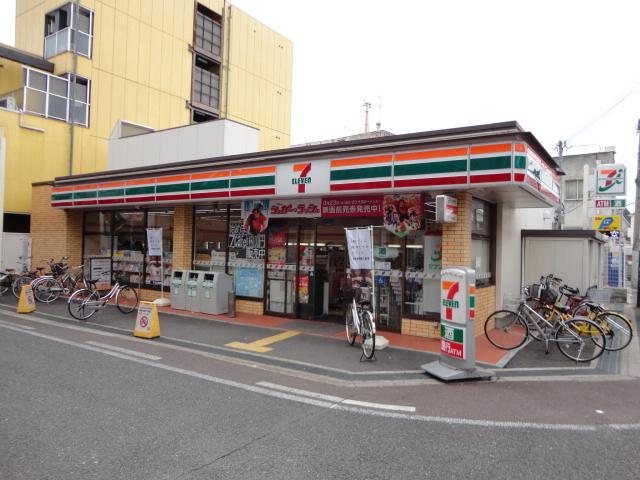 セブンーイレブン 近鉄長瀬駅北店の画像
