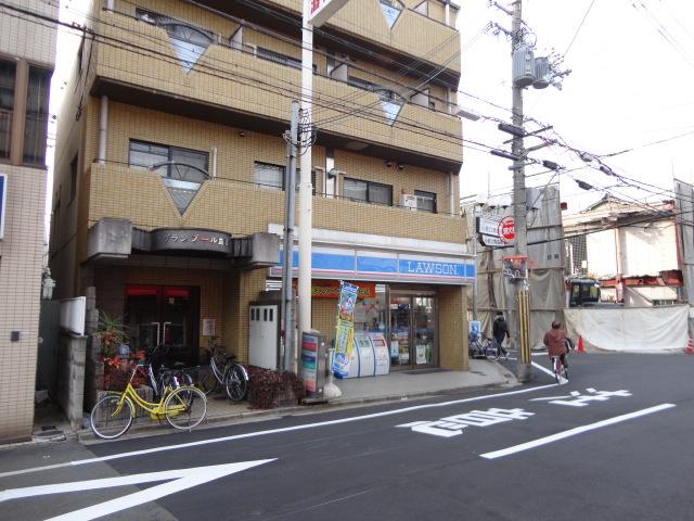 ローソン 小若江二丁目店の画像