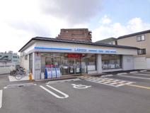ローソン 山科左義長店
