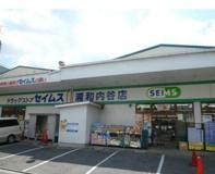 ドラッグストアセイムス浦和内谷店