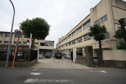岸和田市立 久米田中学校の画像2