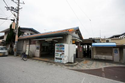 久米田駅の画像2