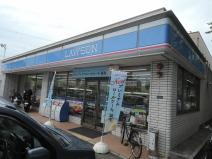 ローソン 東大阪西堤一丁目