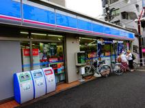 ローソン 西永福店