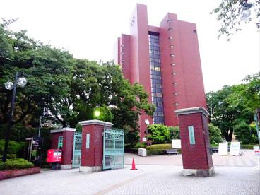 日本大学文理学部図書館の画像1