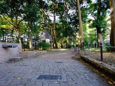 区立三井の森公園の画像1