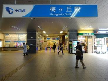 梅ヶ丘駅の画像2