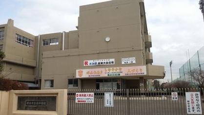 【厚木市】林中学校の画像1