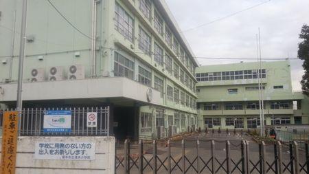 【厚木市】清水小学校の画像