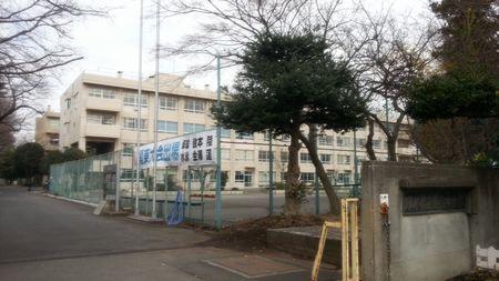 【厚木市】睦合中学校の画像