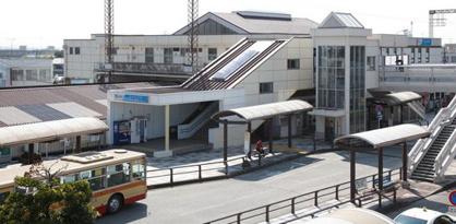 【厚木市】愛甲石田駅の画像2