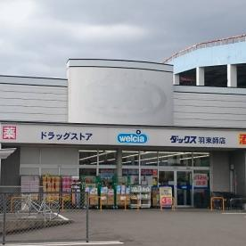 ウェルシアダックス羽束師店の画像1