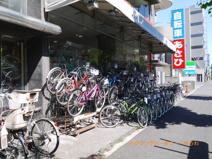 サイクルベースあさひ 南長崎店