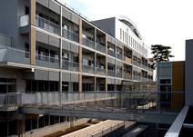 西東京市青嵐中学校