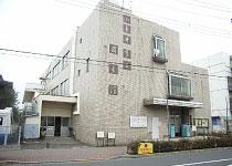 小金井市役所 図書館