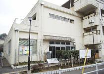 小金井市役所図書館東分室