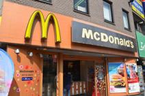 マクドナルド 2号線脇浜店