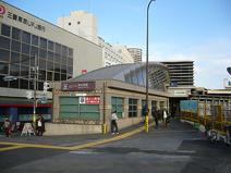 『東中野』駅