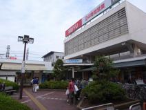 『上石神井』駅