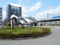 『西武柳沢』駅
